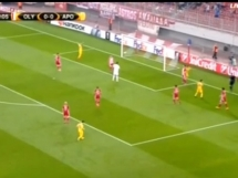 Olympiakos Pireus 0:1 APOEL