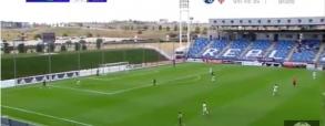 Real Madryt U19 3:2 Legia Warszawa U19