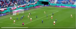 Karol Linetty z golem na EURO! Na razie remisujemy ze Słowacją!