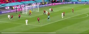 Sterling z drugim golem na EURO 2020! Anglia prowadzi z Czechami