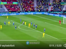 Szwecja dopięła swego! Remis w walce o ćwierćfinał!