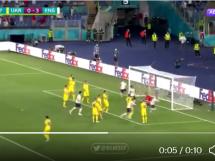 Kolejna cudowna wrzutka i gol. Anglicy deklasują Ukrainę!