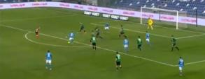 Szósty gol Zielińskiego w tym sezonie Serie A! Polak strzela bramkę Sassuolo [WIDEO]