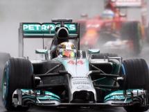 Grand Prix Meksyku - kwalifikacje :
