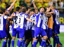 Deportivo La Coruna 2:1 Getafe CF
