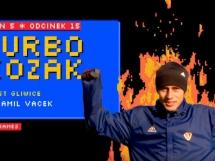 Kamil Vacek w Turbokozaku
