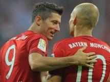 PSV Eindhoven 1:1 Bayern Monachium