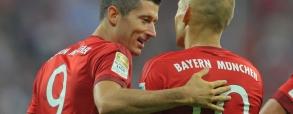 PSV Eindhoven 1:2 Bayern Monachium