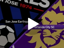 San Jose Earthquakes 1:1 Orlando City
