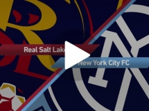 Real Salt Lake 2:1 New York City FC