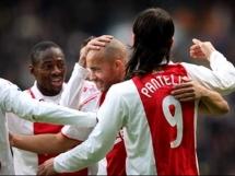 PAOK Saloniki 1:2 Ajax Amsterdam