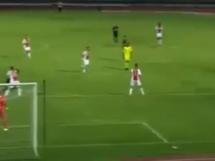 Saint Etienne 1:0 Ajax Amsterdam