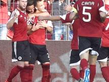 Rumunia 0:1 Albania