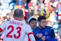 Almeria 1:0 Getafe CF