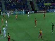 Andora 0:1 Łotwa