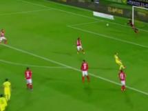 Andżi Machaczkała 0:4 Spartak Moskwa
