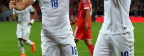 Słowacja - Anglia