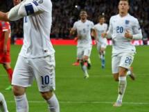 Anglia 1:1 Rosja
