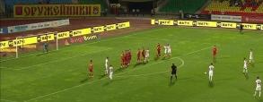 FC Tambow 1:2 Achmat Grozny