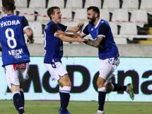 Apollon Limassol 0:5 Lech Poznań