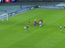 Argentyna 1:1 Chile