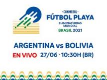 Argentyna 0:0 Boliwia