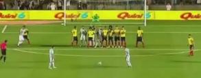 Argentyna 3:0 Kolumbia