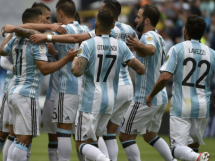 Argentyna 3:0 Boliwia