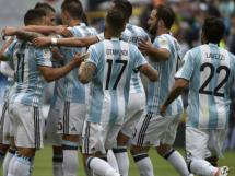 Peru 2:2 Argentyna