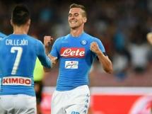 Dynamo Kijów 1:2 Napoli