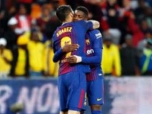 Mamelodi Sundowns 1:3 FC Barcelona
