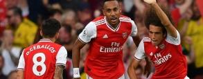 Arsenal Londyn 2:2 Tottenham Hotspur