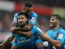Arsenal Londyn 3:1 FC Koln