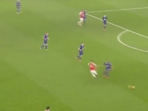 Arsenal Londyn 2:1 Everton