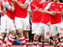 Lens 1:1 Arsenal Londyn
