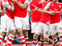 Arsenal Londyn 3:2 Manchester City