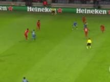 BATE Borysów 1:1 Bayer Leverkusen