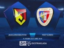Jagiellonia Białystok 2:0 Piast Gliwice