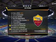 AS Roma 1:1 Ajax Amsterdam