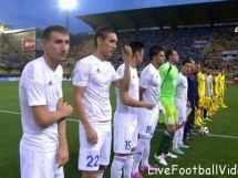 Villarreal CF 3:1 FK Astana