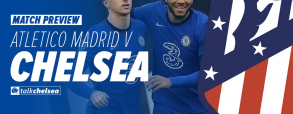Atletico Madryt - Chelsea Londyn