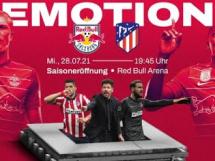 Red Bull Salzburg 1:0 Atletico Madryt