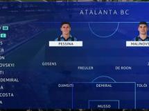 Atalanta 1:0 Young Boys