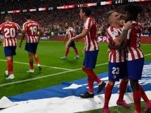 Atletico Madryt 3:2 SD Eibar