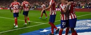Atletico Madryt - SD Eibar