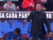 Atletico Madryt - Malaga CF 3:1