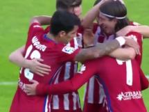 Las Palmas 0:3 Atletico Madryt