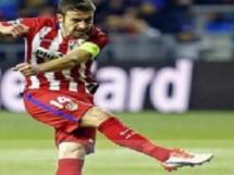Atletico Madryt 1:0 Sporting Gijon
