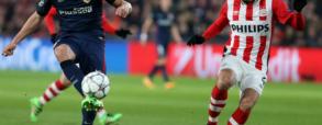 PSV Eindhoven 0:0 Atletico Madryt