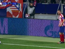 Atletico Madryt 1:0 Liverpool